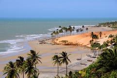 Playa del verano Fotografía de archivo libre de regalías