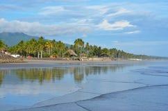 Playa El埃斯皮诺 免版税图库摄影