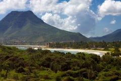 Playa El Tirano stock photos