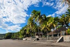 Playa El Zonte, El Salvador Royalty Free Stock Photo