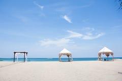 Playa en Bali Fotos de archivo libres de regalías