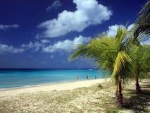 Playa en Barbados Fotografía de archivo