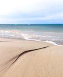 Playa en Cayo Jutias, Cuba Foto de archivo