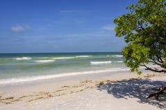 Playa en Clearwater, la Florida fotografía de archivo