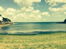 Playa en Cornualles Foto de archivo