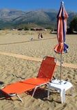 Playa en Crete imágenes de archivo libres de regalías