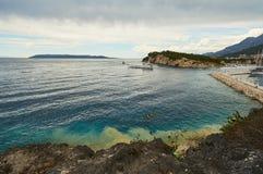 Playa en Croatia Fotografía de archivo