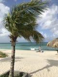 Playa en Curaçao Fotografía de archivo