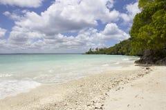 Playa en Easo Fotografía de archivo