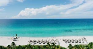 Playa en el Océano Atlántico Cuba Timelapse