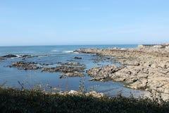 Playa en Guardia royaltyfria bilder