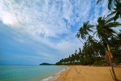 Playa en Koh Samui Fotos de archivo libres de regalías