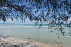 Playa en la isla de Koh Samui Imagen de archivo