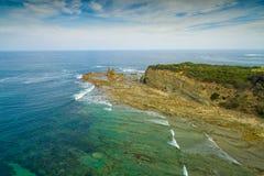 Playa en la jerarquía de Eagles, Australia foto de archivo libre de regalías