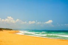 Playa en la provincia de Phu Yen Fotografía de archivo