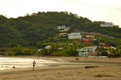 Playa en Nicaragua Fotografía de archivo libre de regalías