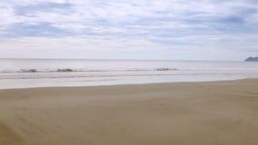 Playa en Santa Rosa National Park almacen de metraje de vídeo