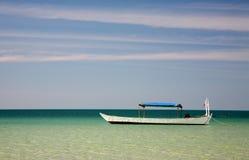 Playa en Sianukville foto de archivo libre de regalías