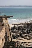Playa en St Ives Imagen de archivo libre de regalías