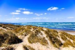 Playa en Tversted Imagenes de archivo