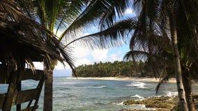 Playa en una isla tropical Filipinas, Siargao