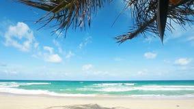 Playa exótica metrajes