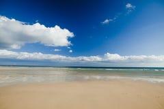 Playa exótica Imagen de archivo libre de regalías