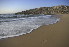 playa för en-lapasos Royaltyfri Bild