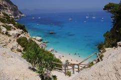 Playa fantástica Imagen de archivo libre de regalías