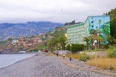 Playa Formosa in Funchal, Madeira