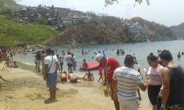 Playa Grande royalty free stock image