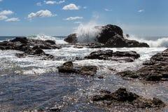 Playa grandioso, Costa Rica Imagens de Stock