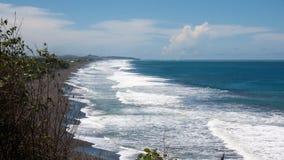 Playa Harmosa in de zomer Royalty-vrije Stock Afbeeldingen