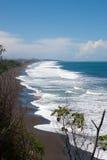 Playa Harmosa dichtbij Manuel Antonio Park royalty-vrije stock fotografie
