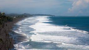 Playa Harmosa i sommaren Royaltyfri Bild