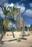 Playa hawaiana Fotografía de archivo