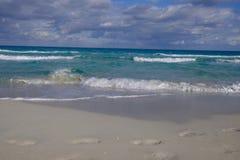 Playa hermosa Fotos de archivo libres de regalías