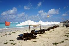 Playa hermosa de Pandawa en la isla de Bali en Indonesia Imagen de archivo