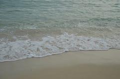 Playa hermosa de Seychelles Imagen de archivo