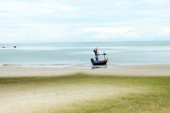 Playa hermosa de Tailandia Imágenes de archivo libres de regalías