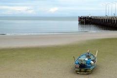 Playa hermosa de Tailandia Foto de archivo libre de regalías