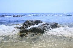Playa hermosa en Cerdeña, Italia imagen de archivo libre de regalías