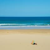 Playa hermosa en el puerto Stephens Imagen de archivo