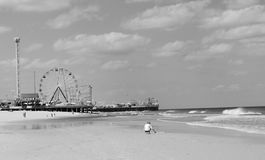 Playa Hieghts New Jersey Fotografía de archivo