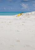 Playa idílica del Océano Índico Foto de archivo libre de regalías