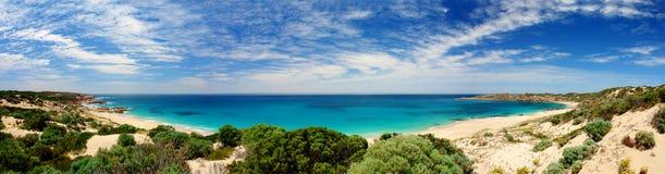Playa II de los mayordomos Imagen de archivo libre de regalías