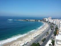 Playa Ipanema Royalty Free Stock Photography