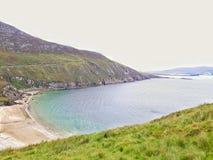 Playa Irlanda foto de archivo