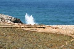 Playa IV de Bordeira Imagenes de archivo