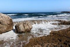 Playa Kanao Royalty-vrije Stock Fotografie